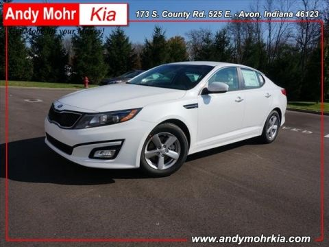New 2015 Kia Optima LX FWD 4D Sedan