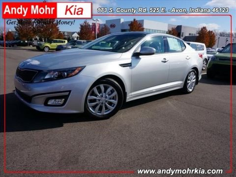 New 2015 Kia Optima EX FWD 4D Sedan