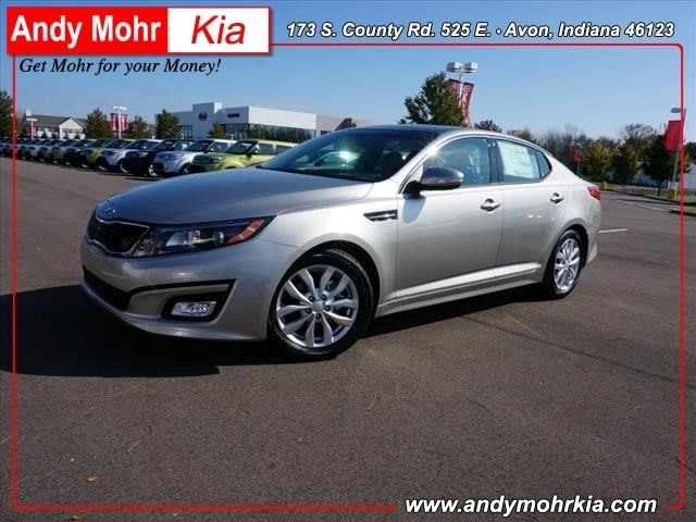 New 2015 Kia Optima EX