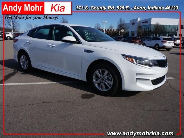 New 2017 Kia Optima LX